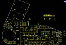 二层豪华模拟间详图图片