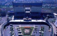 杭州城战火车站图片
