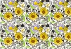 花朵图案图片
