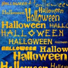 Halloween字体素材18款