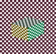 立体方块图片