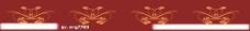 红底花纹图片