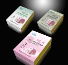 手机消毒器包装设计图片