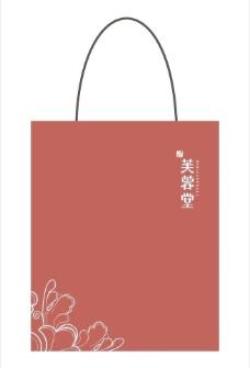 餐饮酒店手提袋包装设计图片