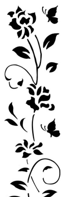 雕刻镂空花纹隔断