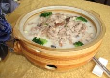 私房白菜烩羊肉图片
