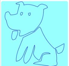 可爱的狗图片