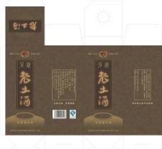 酒类包装图片