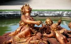 罗浮宫雕塑图片