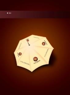 西域皇家港湾活动雨伞图片