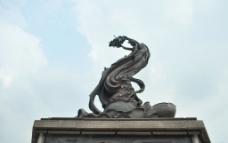 杭州文二路西城广场花神建筑图片