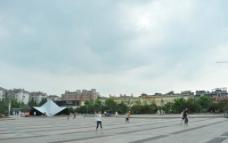 杭州文二路西城广场图片