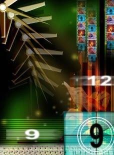 9字科技神图图片