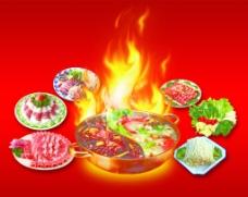 火锅经典图片