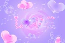 水晶心壁纸图片