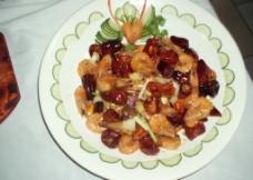香酥虾图片
