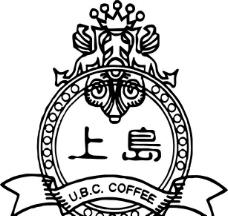 上岛咖啡标志图片