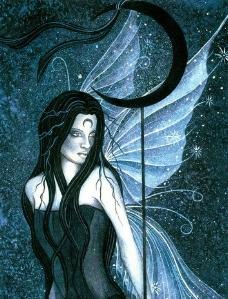 黑暗女神图片