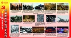 建党90周年展板图片