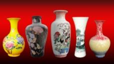 精美花瓶素材图片