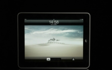 苹果iPad实物照片素材图片