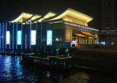 苏洲夜景图片