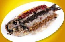 精品烧鱼图片