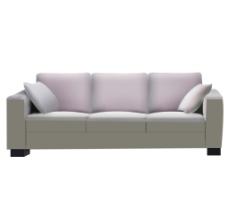 沙发正面素材图片