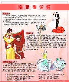 围婚期保健图片