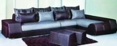 布艺沙发图片