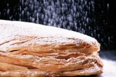 千层面包图片