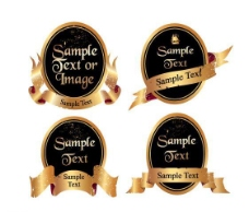 欧式label标签图片