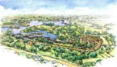 风景区规划图片