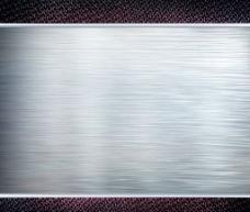 银色金属效果背景图图片