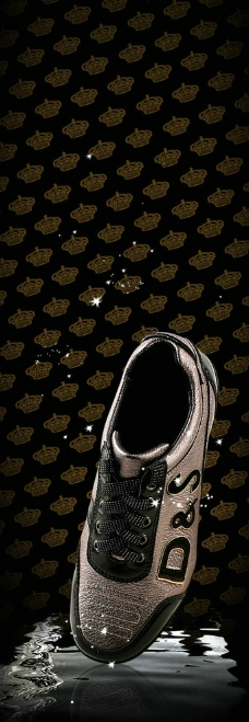 鞋创意大大滴海报图片
