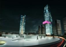 建筑效果圖圖片
