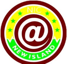 新岛咖啡标志图片
