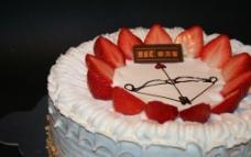裱花蛋糕图片