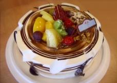 水果 布丁蛋糕图片
