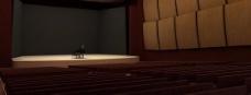 多功能厅模型图片