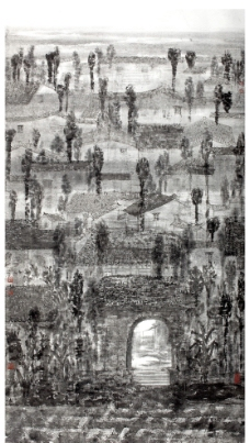 徽州民居图图片