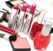 化妆品组合图片