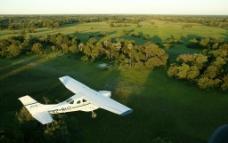 小型飞机图片