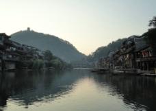 沱江风景图片