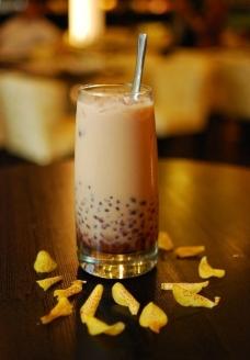 焦糖 奶茶图片