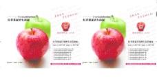 红苹果家具手提袋展开图图片