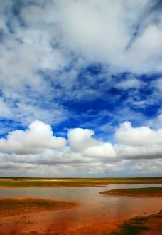 高原湖泊圖片