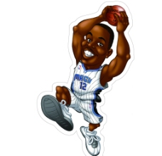 NBA人物 霍华德图片