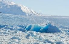 冰川美景图片