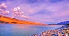 美丽山水图片
